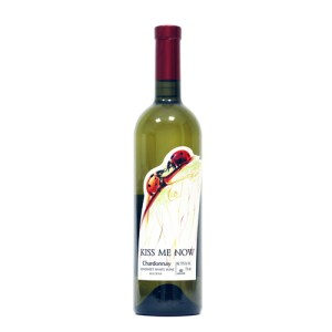 Kiss Me Now Chardonnay, Moldovan Wine, Wine from Moldova