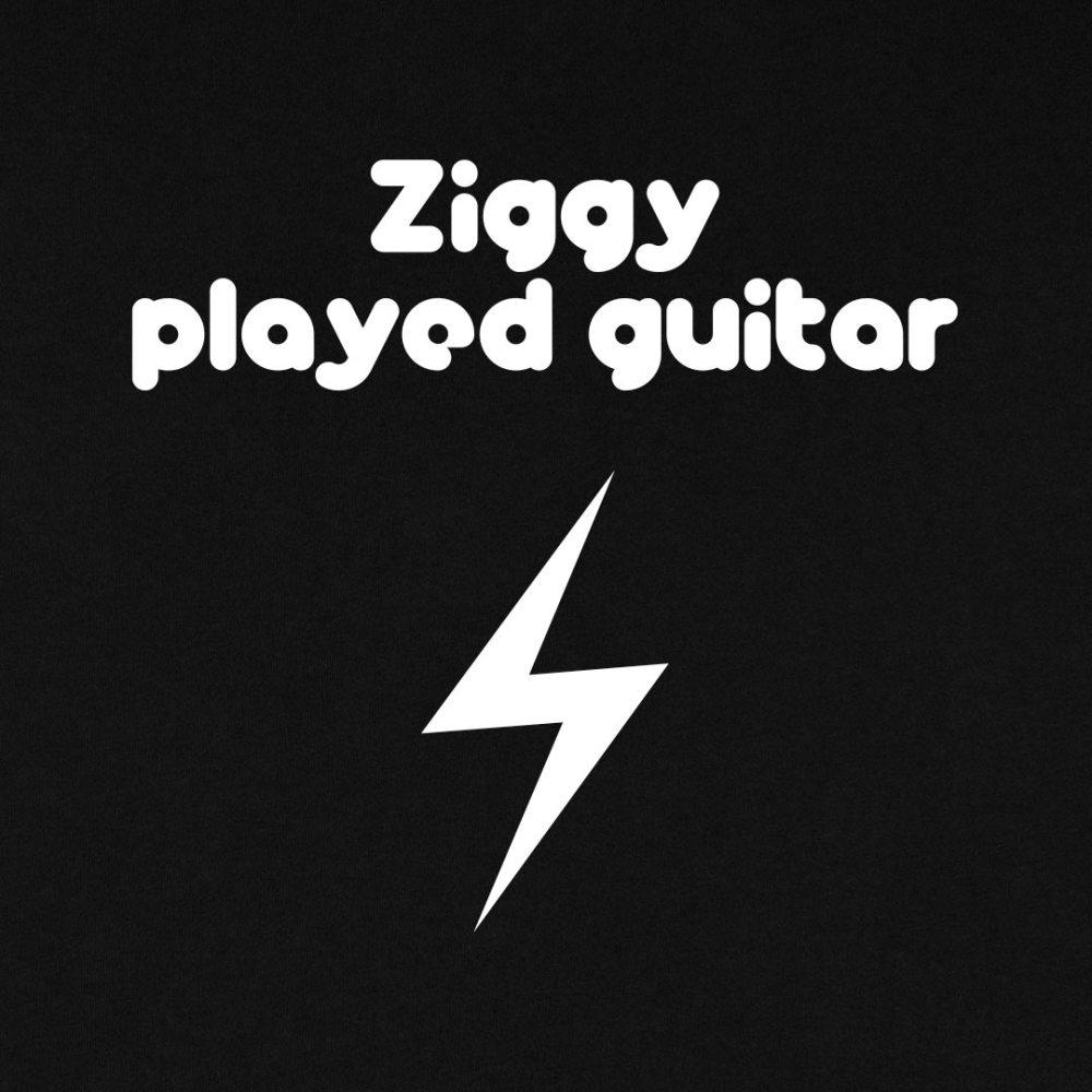 Guitar back design