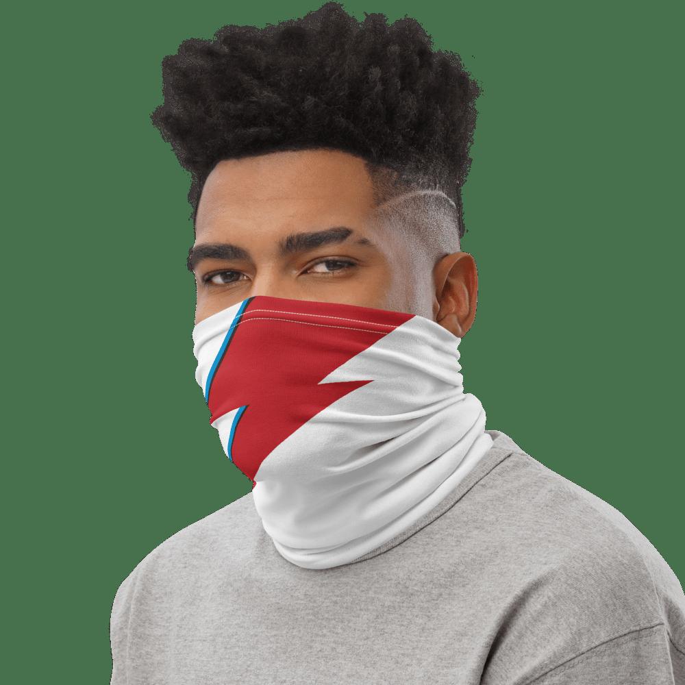 Aladdin Sane Face Mask