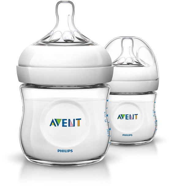 Phillips Avent Natural Feeding Bottle- 125ML