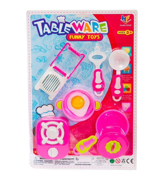 Table Ware Toy Set