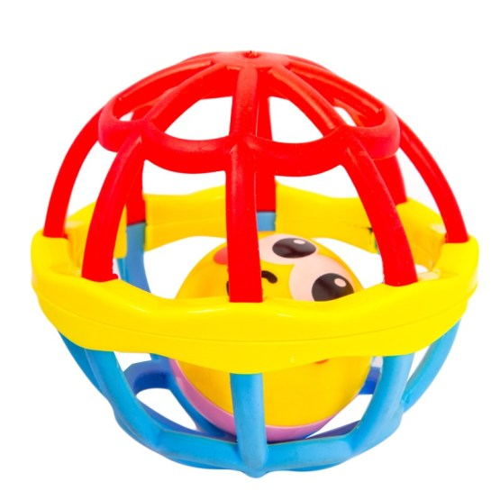 Baby Ball Rattle