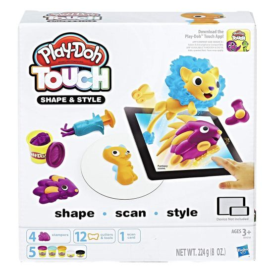 Play Doh Touch Shape & Style
