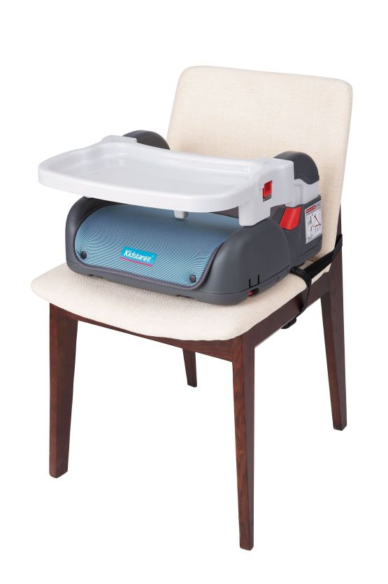 2 in 1 Car Booster Seat with Feeding Tray