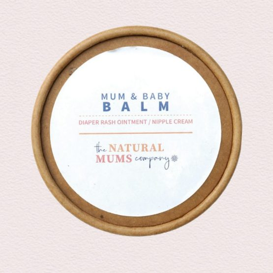 The Natural Mums Company Skin Restorer Mum and Baby Balm