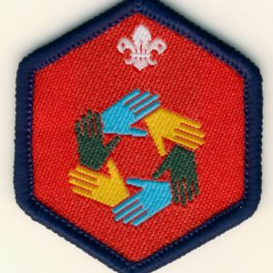 106161 My Teamwork Challenge Award Badge