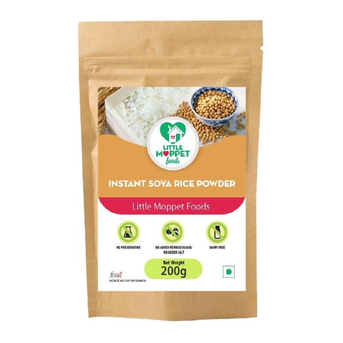 Instant-Soya-Rice-Powder