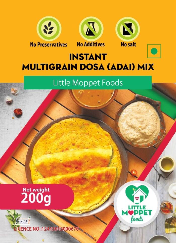 Instant Multigrain Dosa (Adai) Mix