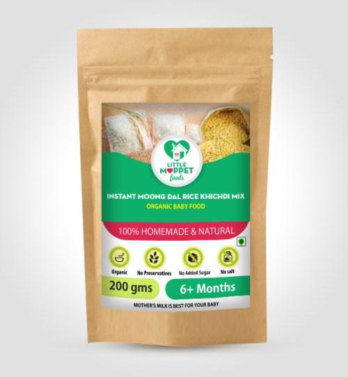 how to make instant rice khichdi porridge for babies