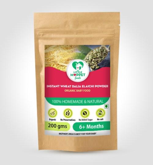buy instant wheat dalia porridge powder for babies online india