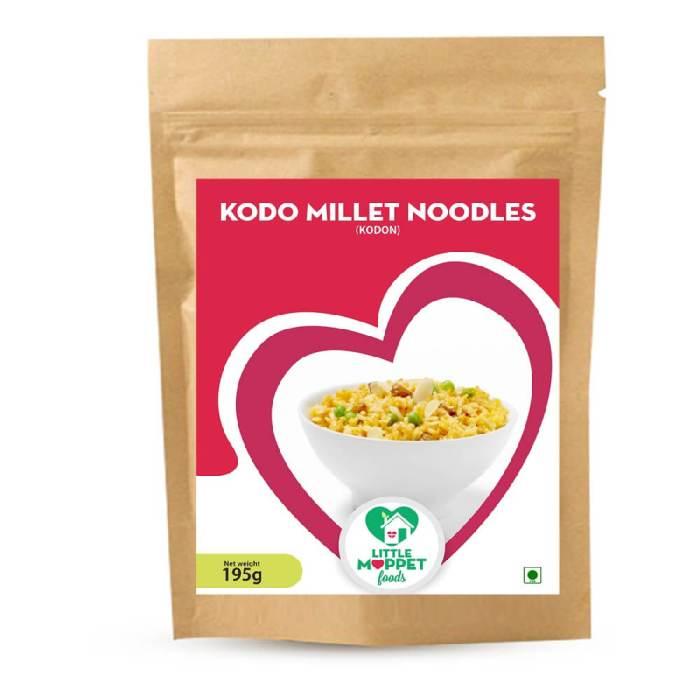 Kodo MIllet Noodles/Varagu Noodles