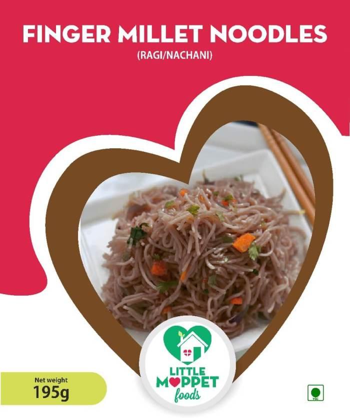 Finger Millet Noodles/Ragi Noodles