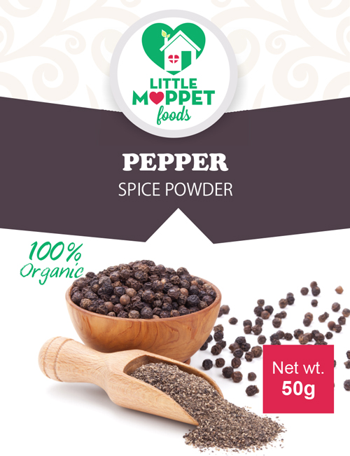 pepper powder for babies