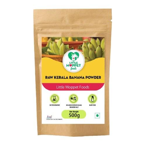 Raw Kerala Banana Powder 500g