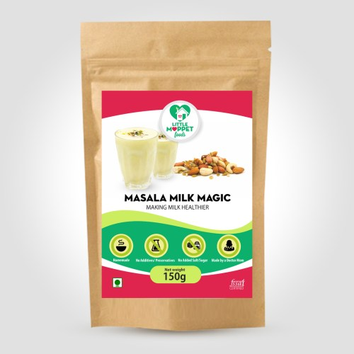 Masala Milk Magic