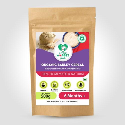 Organic Barley Cereal