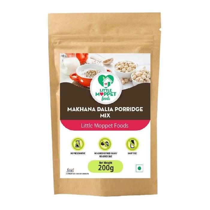 Makhana Dalia Porridge Mix