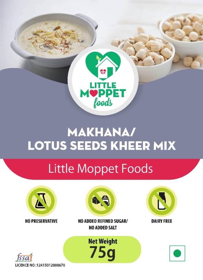 Makhana/Lotus Seed Kheer Mix