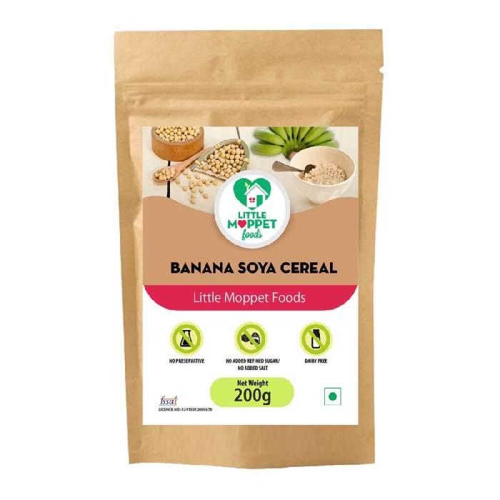 Banana Soya Cereal