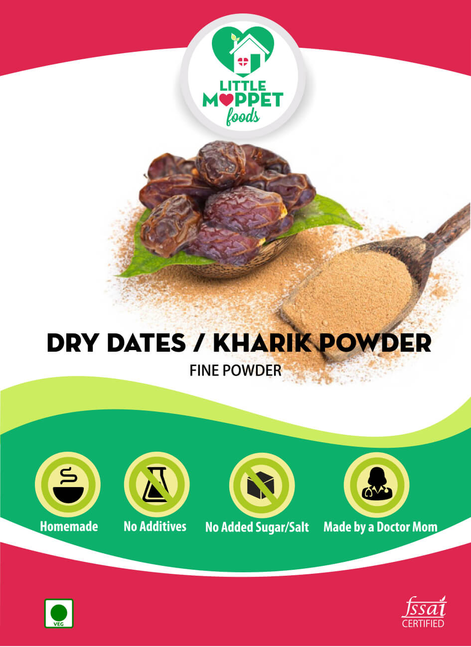 natural sweetner dry dates powder kharik powder