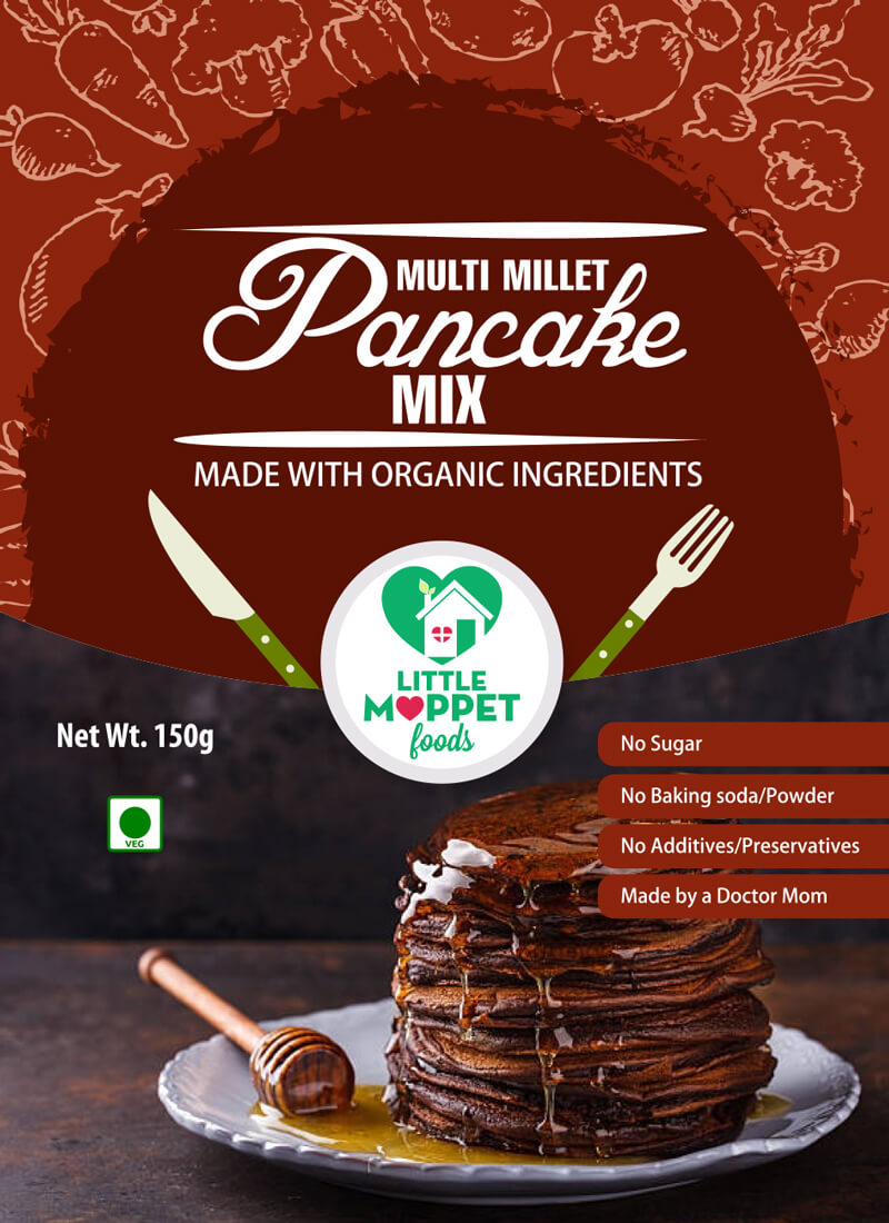 Buy homemade pancakes online India