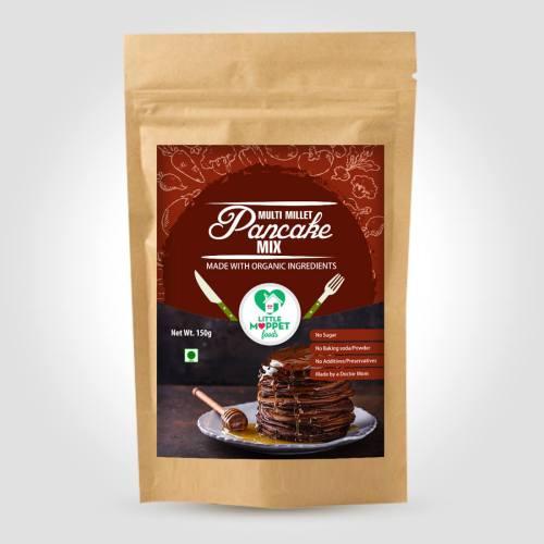 Instant Multi Millet Pancake Mix for Babies
