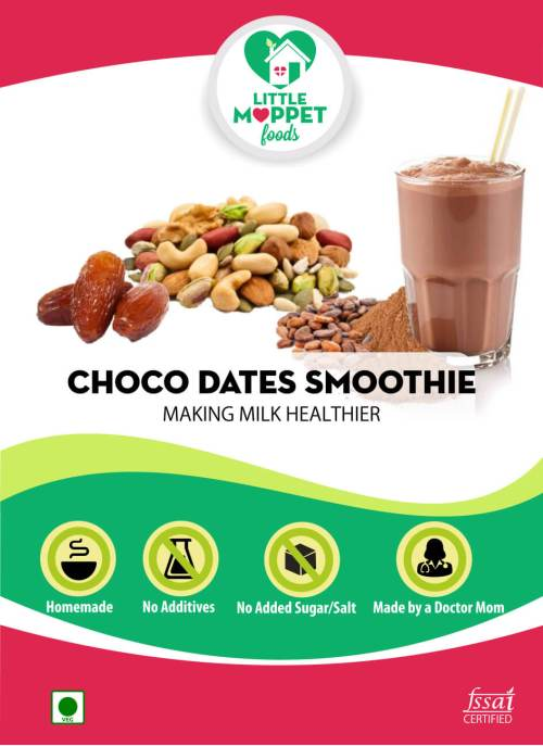 BuyChoco Dates Smoothie online India