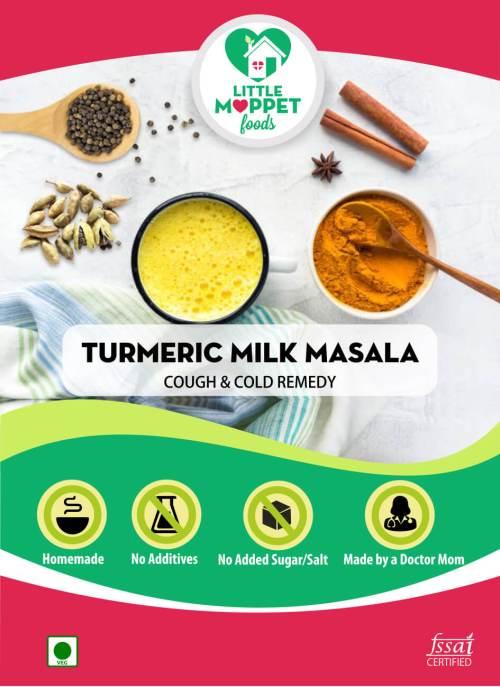 Buy tumeric milk masala online India