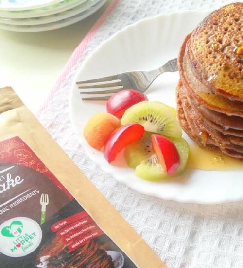 Pancake Mix - ready to eat