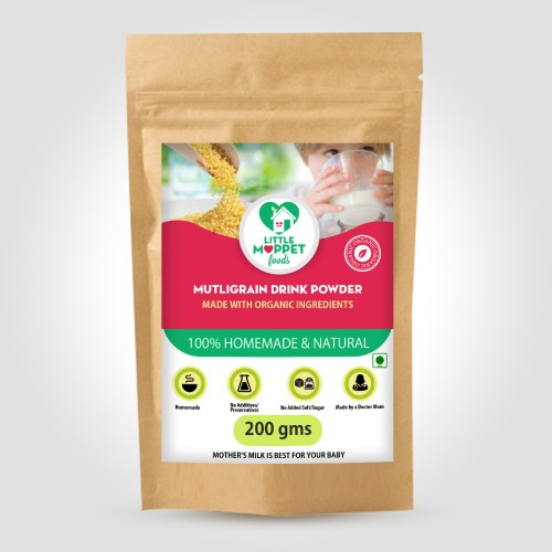 Multigrain Health Drink for kids