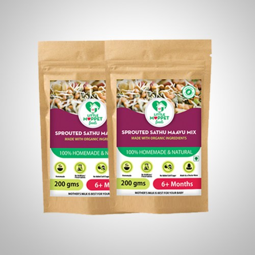 Sprouted Sathumaavu powder for babies