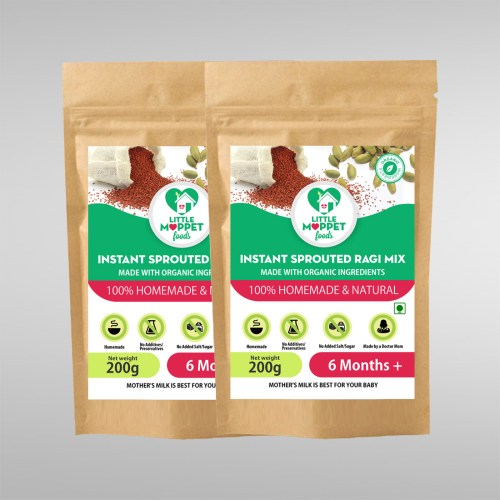 Instant Sprouted Ragi Mix Super Saver pack