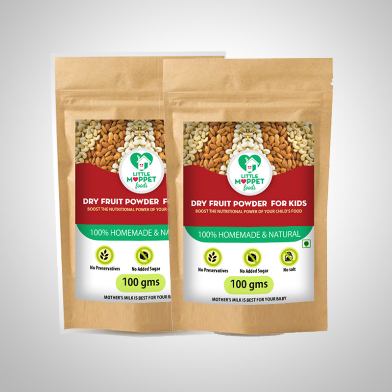 Dry Fruits Powder For Babies And Kids