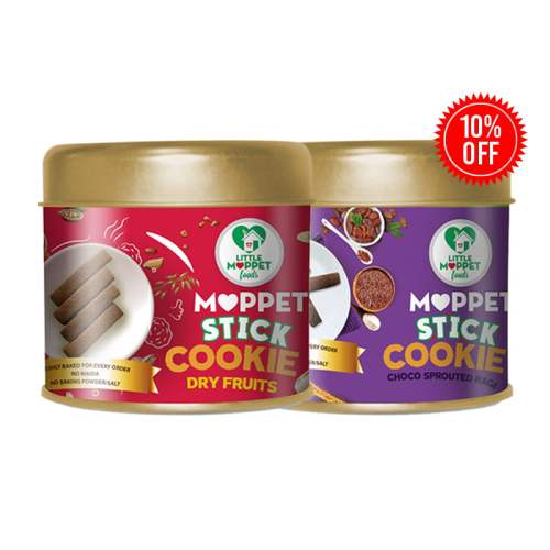 moppet stick cookie combo