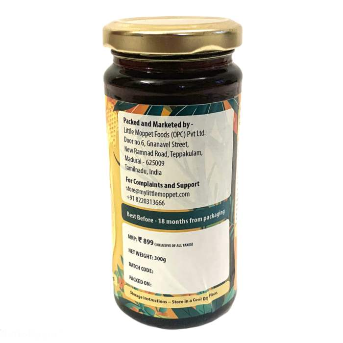 Little Moppet Foods Forest Honey from the mountains of western ghats