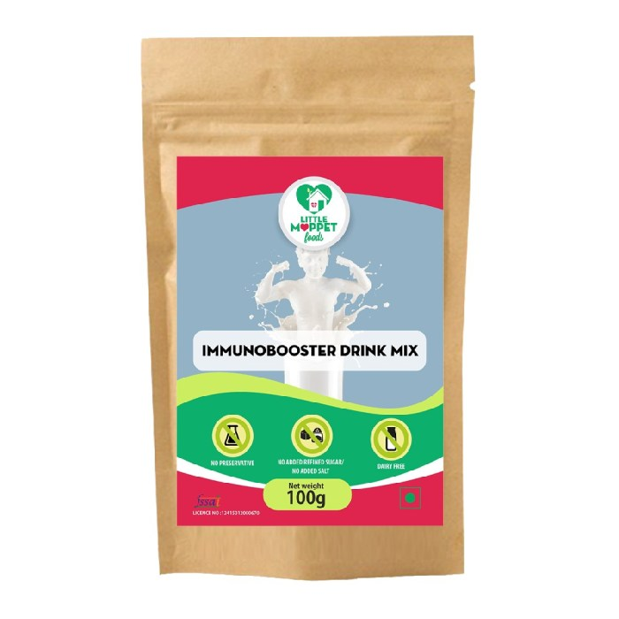 Immunobooster Drink Mix for Kids and Adults