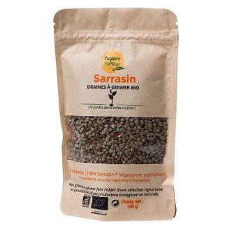 Graines à germer bio de sarrasin
