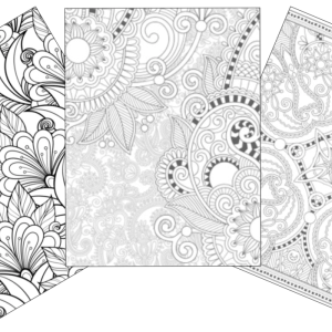 super pretty coloring pages