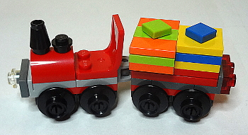 LEGO 60099-13+15+16