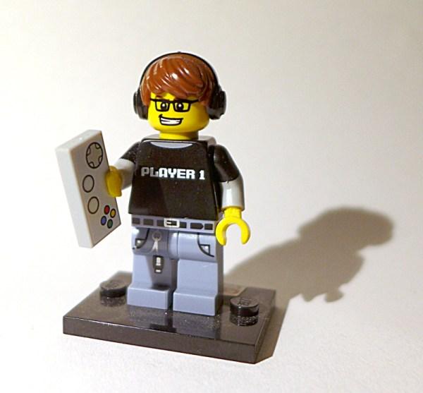 LEGO col12-4