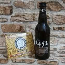 birra con lenticchia di Castelluccio