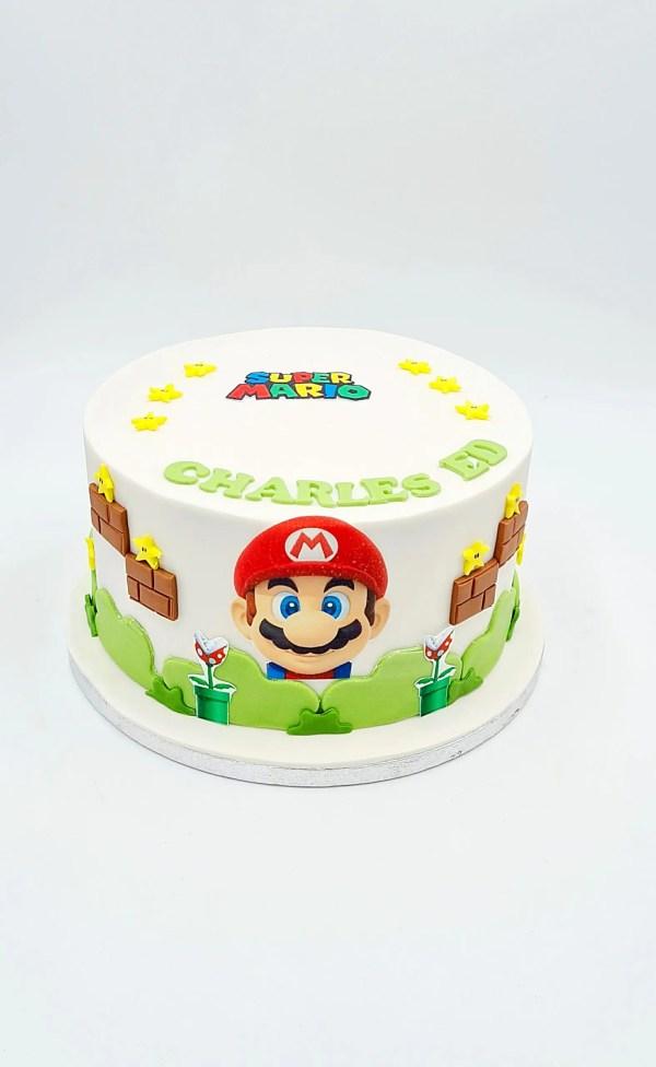 mario cake design paris