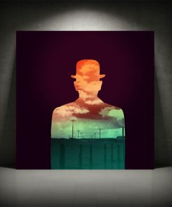 Beauteous Breaking Bad TV Series Frameless Art Poster