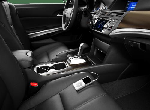2015 Honda Crosstour Interior