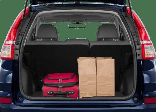 2015 Honda CR-V Trunk