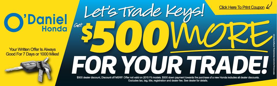 Let's Trade Keys Pop Up