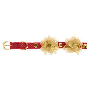 Pet Holiday Gift Bow Dog Collar.jpg