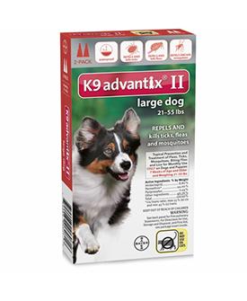 K9 Advantix II RED