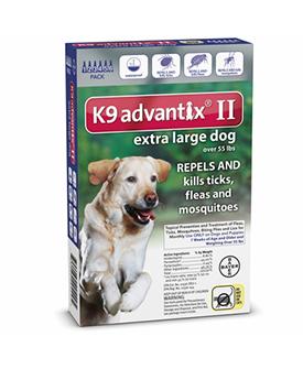 K9 Advantix II BLUE