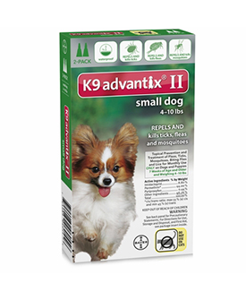 K9 Advantix II GREEN